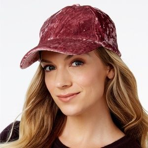 I.N.C IN152758 Baseball Cap PINK Women HAT BLUSH